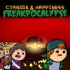 Cyanide & Happiness: Freakpocalyse (Switch) artwork
