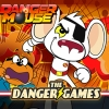 Danger Mouse: The Danger Games artwork