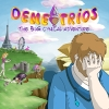 Demetrios: The BIG Cynical Adventure (SWITCH) game cover art