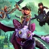 DreamWorks Dragons: Dawn of New Riders artwork