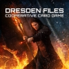 The Dresden Files Cooperative Card Game artwork
