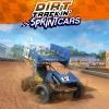 Dirt Trackin Sprint Cars artwork