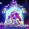 Elevator... to the Moon! Turbo Champion's Edition artwork