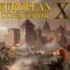 European Conqueror X (SWITCH) game cover art