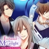 Enchanted in the Moonlight: Miyabi, Kyoga & Samon artwork