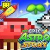 Epic Astro Story (XSX) game cover art