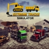Extreme Trucks Simulator (XSX) game cover art