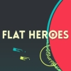 Flat Heroes (SWITCH) game cover art