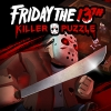 Friday the 13th: Killer Puzzle (SWITCH) game cover art