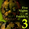 Five Nights at Freddy's 3 (XSX) game cover art