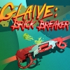 Glaive: Brick Breaker (Switch) artwork