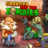 Grandpa and the Zombies (SWITCH) game cover art