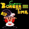 Johnny Turbo's Arcade: Super Burger Time artwork