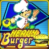 Johnny Turbo's Arcade: Heavy Burger (SWITCH) game cover art