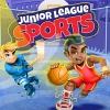 Junior League Sports (XSX) game cover art
