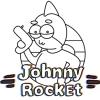 Johnny Rocket artwork