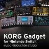 KORG Gadget for Nintendo Switch artwork