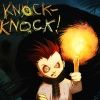 Knock-Knock artwork