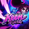 Keen: One Girl Army artwork