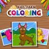 Kids: Farm Coloring artwork