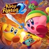 Kirby Fighters 2 artwork