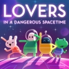 Lovers in a Dangerous Spacetime (NS) game cover art
