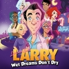 Leisure Suit Larry: Wet Dreams Don't Dry artwork