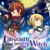 Labyrinth of the Witch (XSX) game cover art