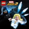 LEGO Marvel Super Heroes 2: Cloak & Dagger artwork