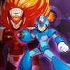 Mega Man X Legacy Collection 1 + 2 artwork