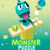 Monster Puzzle (SWITCH) game cover art
