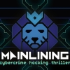 Mainlining artwork