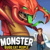 Monster Bugs Eat People (XSX) game cover art