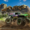 Monster Jam: Steel Titans 2 (Switch) artwork
