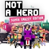 Not a Hero: Super Snazzy Edition (SWITCH) game cover art