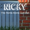 Nicky: The Home Alone Golf Ball artwork