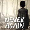 Never Again artwork