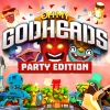 Oh My Godheads: Party Edition (SWITCH) game cover art