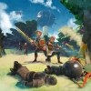 Oceanhorn 2: Knights of the Lost Realm artwork