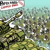 Paper Wars: Cannon Fodder - Devastated artwork