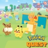 Pokémon Quest (SWITCH) game cover art
