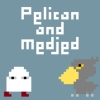 Pelican and Medjed artwork