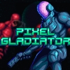 Pixel Gladiator (XSX) game cover art