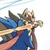Pokémon Sword (XSX) game cover art