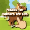 Puzzles for Toddlers & Kids: Animals, Cars and more artwork