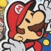 Paper Mario: The Origami King artwork