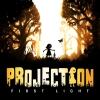 Projection: First Light artwork