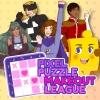 Pixel Puzzle Makeout League artwork