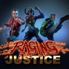 Raging Justice artwork