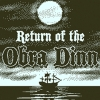Return of the Obra Dinn artwork